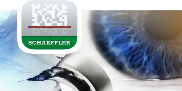 OriginCheck App von Schaeffler. Quelle: Schaeffler