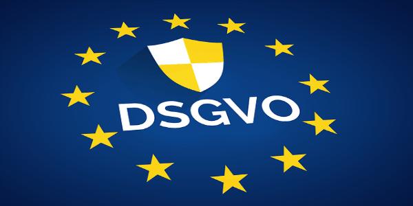 DSGVO - GDPR - Datenschutzgrundverordnung