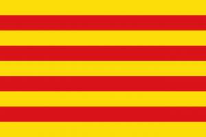 Katalonien Flag